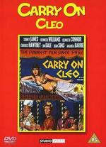 Carry on Cleo [Vhs]