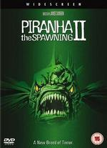 Piranha II: The Spawning - James Cameron