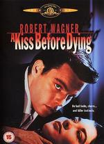 A Kiss Before Dying [Vhs]