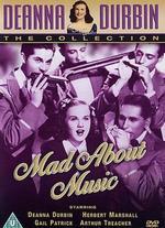 Deanna Durbin-Mad About Music [Dvd]