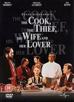 The Cook the Thief His Wife & Her Lover [Region 2]