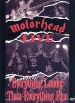 Mot�rhead Live ... Everything Louder Than Everything Else