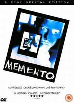 Memento (3 Disc Special Edition) [Dvd]