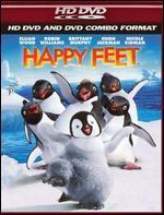 Happy Feet (Combo Hd Dvd and Standard Dvd)
