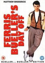 Ferris Buellers Day Off-Bueller...Bueller Edition [Dvd] [1986]