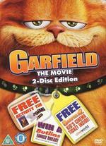 Garfield: The Movie [Activity Pencil Tin] [2 Discs]