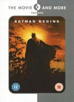 Batman Begins: the Movie & More (2 Disc Special Edition) [2005] [Dvd]