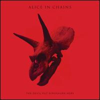 The Devil Put Dinosaurs Here - Alice in Chains