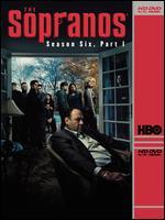 The Sopranos: Season Six, Part 1 [HD] [4 Discs] -