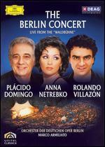 Domingo/Netrebko/Villazon: the Berlin Concert [Dvd] [2006]