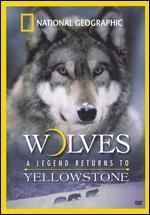 National Geographic: Wolves - A Legend Returns to Yellowstone
