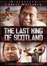 The Last King of Scotland (Dvd, 2007, Widescreen; Gold O-Ring) (Dvd, 2007)