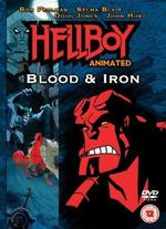Hellboy Animated-Blood and Iron (2007) Hellboy Animated