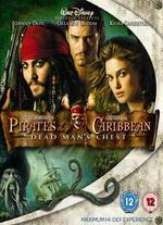 Pirates of the Caribbean: Dead Mans Chest [Blu-Ray]