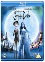 Tim Burton's The Corpse Bride [Blu-ray]