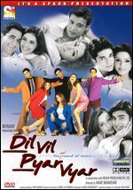 Dil Vil Pyar Vyar (2002) (Hindi Romance Film / Bollywood Movie / Indian Cinema Dvd)