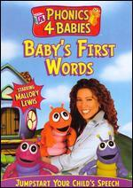 Phonics 4 Babies: Baby's First Words