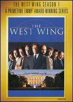 The West Wing: The Complete First Season [4 Discs] [Emmy Tip-On Cover] -