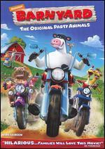 Barnyard [Barnyard Cow Pattern Book Cover] [WS]