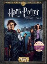Harry Potter and the Goblet of Fire [P&S] [With Collector's Trading Cards]
