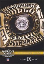 NFL: America's Game - 1974 Pittsburgh Steelers - Super Bowl IX