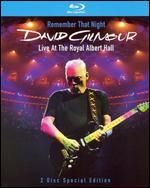 David Gilmour: Remember That Night - Live from Royal Albert Hall [Blu-ray]