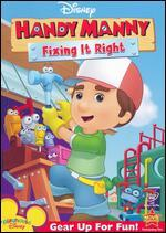 Handy Manny-Fixing It Right