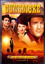 Gunsmoke: The Second Season, Vol. 2 [3 Discs] -