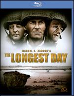 The Longest Day [Blu-ray] - Andrew Marton; Bernhard Wicki; Ken Annakin
