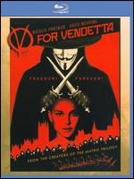 V for Vendetta [Blu-ray] - James McTeigue