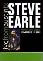 Live From Austin TX: Steve Earle