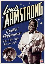 Louis Armstrong: Greatest Performances of the '30s,'40s, '50s, and '60s