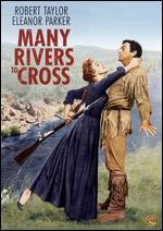 Many Rivers to Cross Dvd Robert Taylor