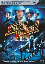 Starship Troopers 2: Hero of the Federation [Includes Digital Copy] [2 Discs] - Phil Tippett