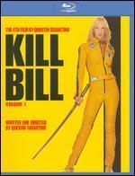 Kill Bill-Volume One [Blu-Ray]