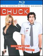 Chuck: The Complete First Season [3 Discs] [Blu-ray]
