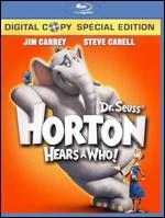 Horton Hears a Who [Blu-ray]
