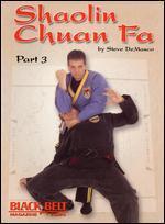 Steve Demasco: Shaolin Chuan Fa, Part 3