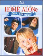 Home Alone: Family Fun Edition [WS] [Blu-ray]