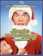 Jingle All the Way [Family Fun Edition] [Extendeed Version] [WS] [2 Discs] [Blu-ray]
