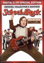 School of Rock [WS] [2 Discs] [Includes Digital Copy]