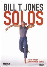 Bill T. Jones: Solos