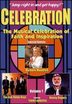Celebration: The Musical Celebration of Faith and Inspiration, Vol. 1