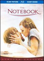 The Notebook [Limited Collector's Edition] [With Movie Scrapbook] [Blu-ray]