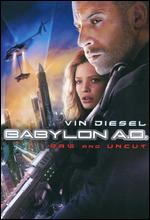 Babylon A.D. [Rated/Unrated] [2 Discs] - Mathieu Kassovitz