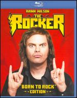 The Rocker [Born to Rock Edition] [2 Discs] [Blu-ray] - Peter Cattaneo