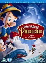 Pinocchio [Platinum Edition] [2 Discs] - Ben Sharpsteen; Bill Roberts; Hamilton Luske; Jack Kinney; Norman Ferguson; T. Hee; Walt Disney; Wilfred Jackson