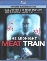 The Midnight Meat Train [Unrated] [Director's Cut] [Blu-ray]