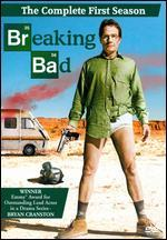 Breaking Bad: The Complete First Season [3 Discs]