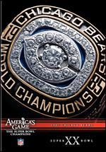 NFL: America's Game - 1985 Chicago Bears - Super Bowl XX
